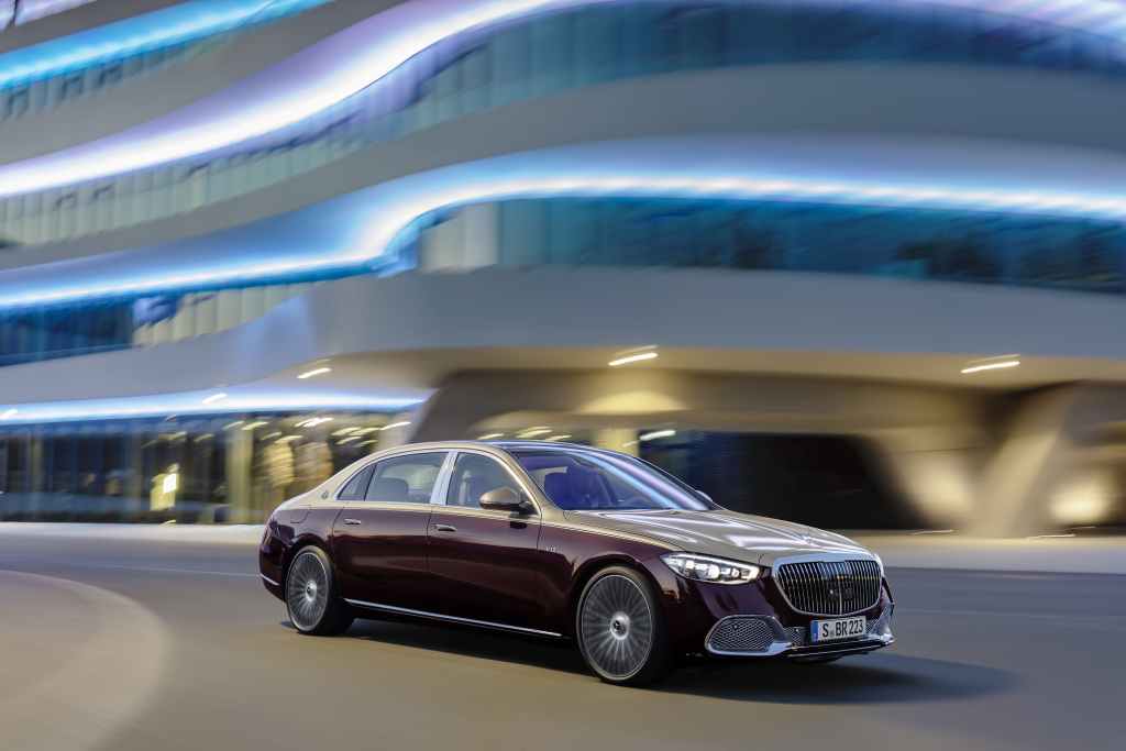 Mercedes-Maybach S-Class price in Nigeria