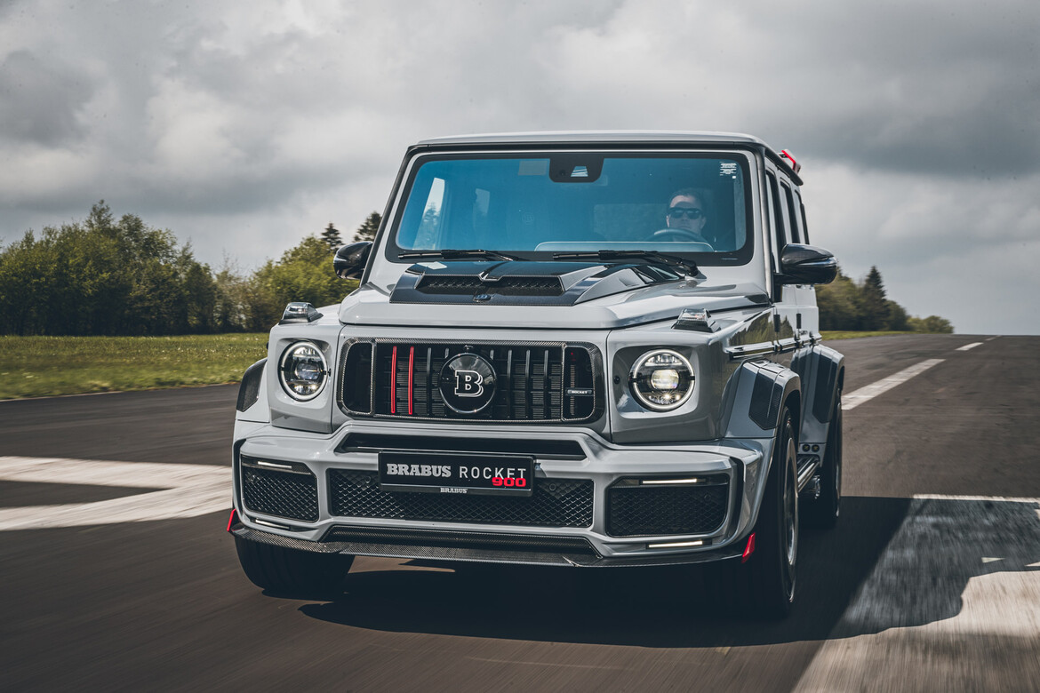 specifications and price of 2021 Mercedes-AMG G-Wagon Brabus Rocket 900 Rocket Edition in Nigeria