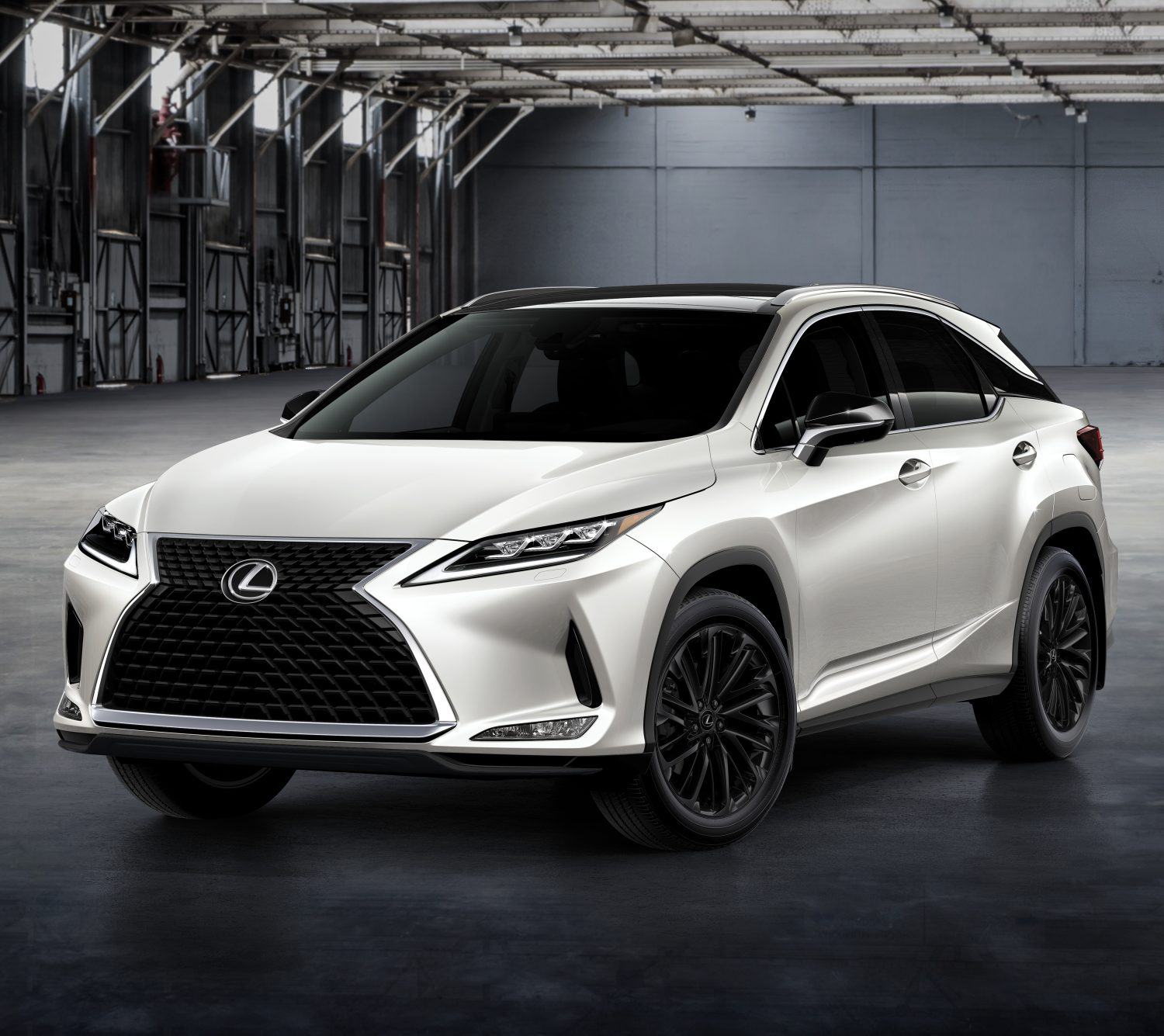 specifications, release date, and price of the 2022 Lexus RX 350L and RX 450hL Black Line Edition in Nigeria