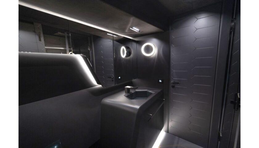 Tecnomar for Lamborghini 63 motoryacht