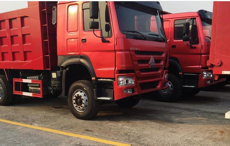 Price of tokunbo Howo Sinotruck Dump trucks in Nigeria