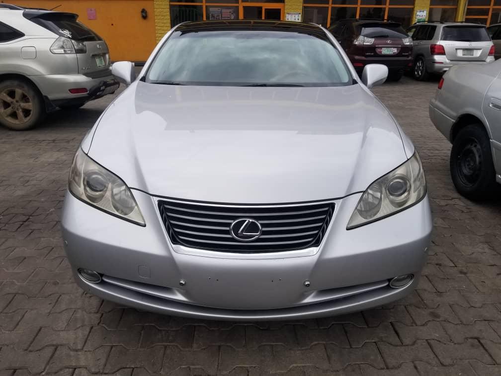 Specs and price of 2008 Lexus ES 350 in Nigeria
