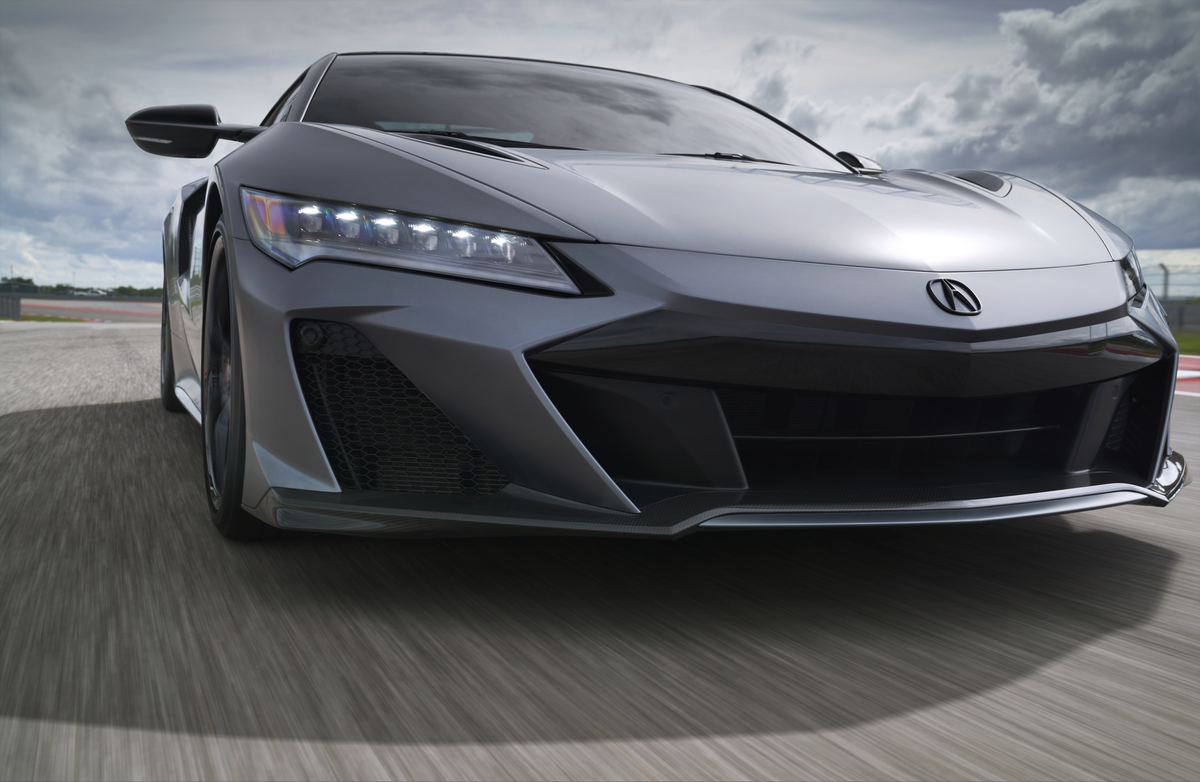 full specifications and price of the 2022 Acura NSX Type S in Nigeria