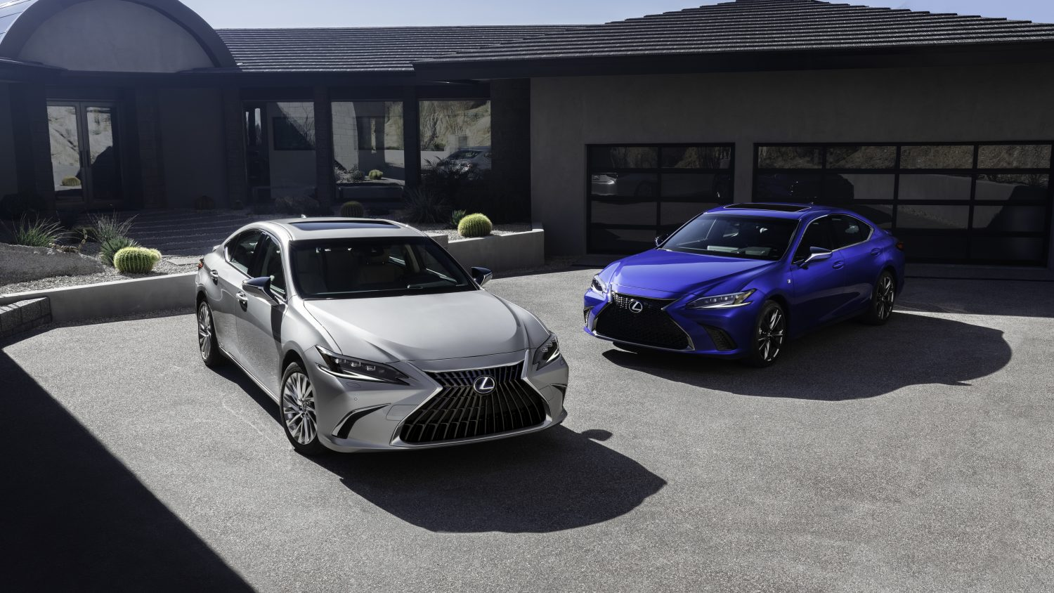 specifications and price of the 2022 Lexus ES in Nigeria