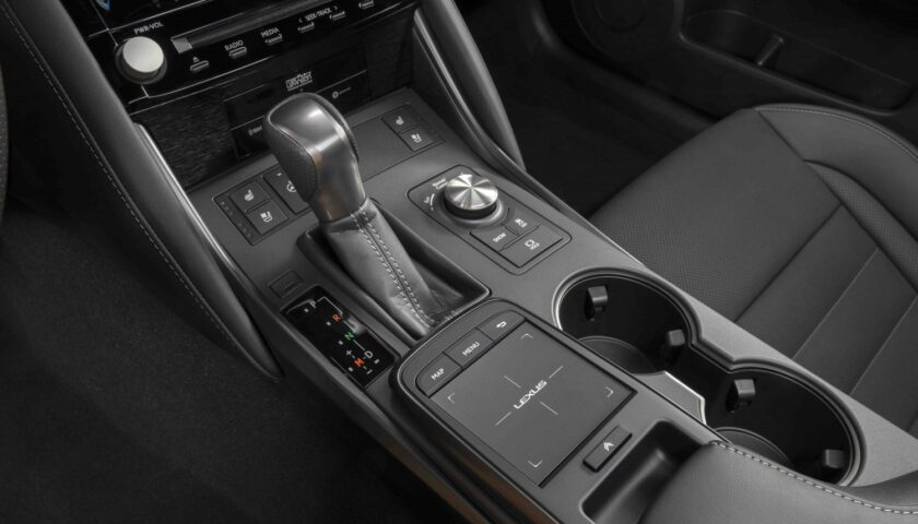 the transmission 2022 Lexus IS 500 F SPORT Performance Edition price in Nigeria
