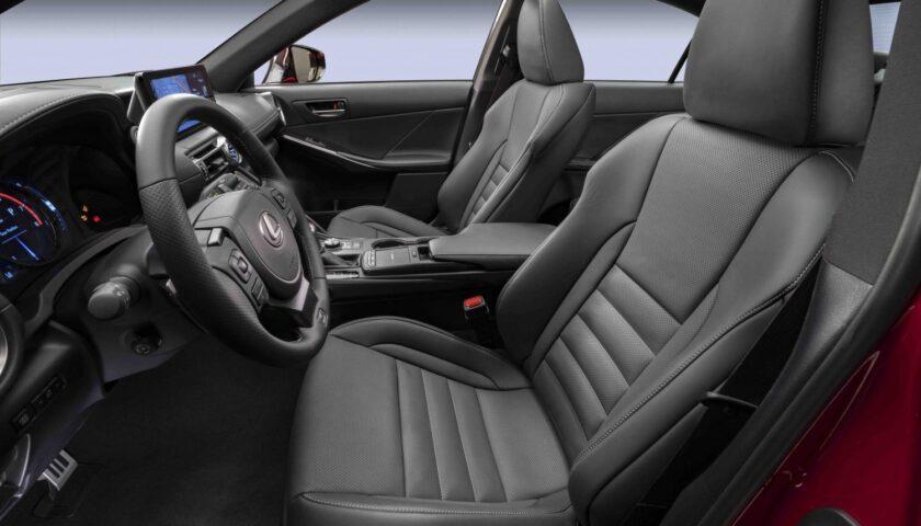 2022 Lexus IS 500 F SPORT Performance Edition price in Nigeria