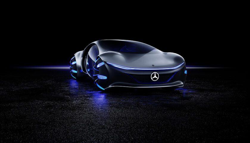 Mercedes Benz VISION AVTR in Nigeria
