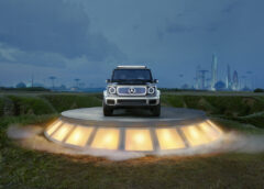 Mercedes Benz unveils electric G-Wagon concept known as EQG
