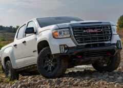 Specs and Price of 2022 GMC Canyon in Nigeria