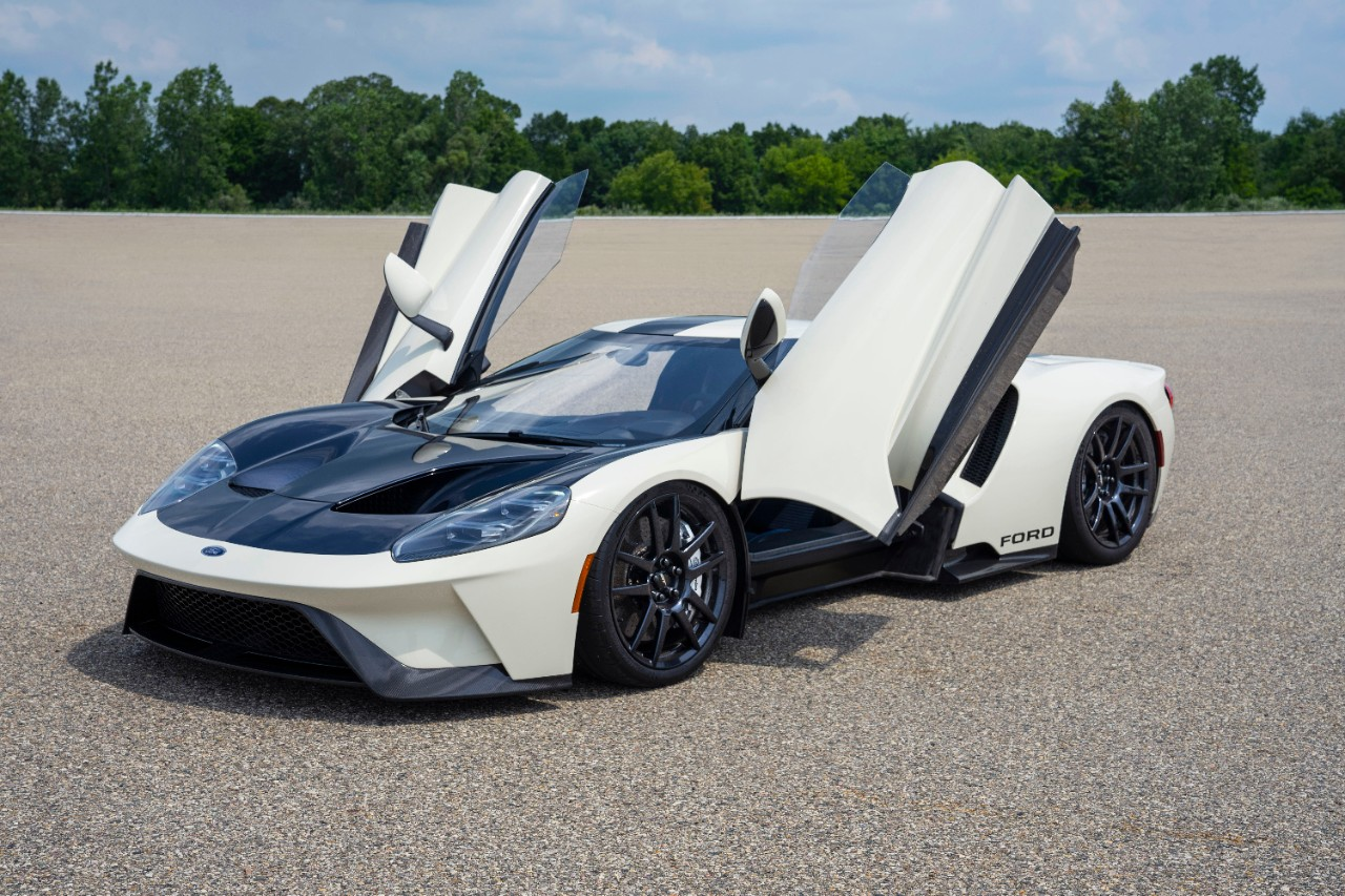 2022 Ford GT 64 Heritage Edition price in Nigeria