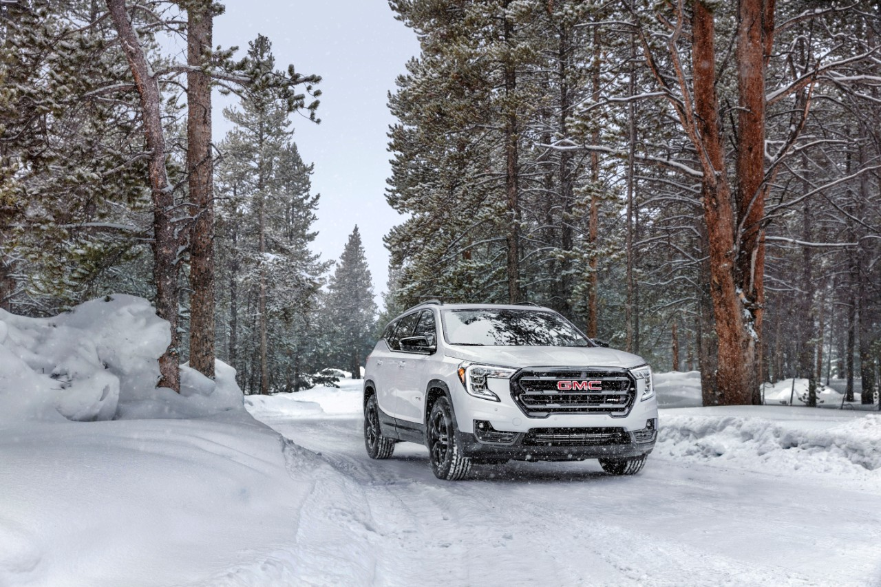 Specification and price of 2022 GMC Terrain in Nigeria