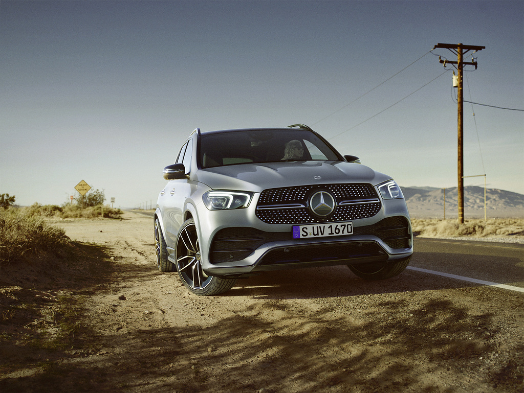 price of the 2022 Mercedes Benz GLE 300 SUV and GLE 300 coupe in Nigeria.